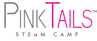 learn more about PinkTails STEaM Camp
